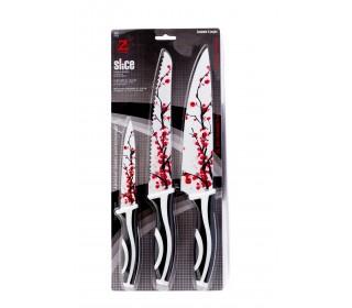 Sada kvetinových nožov...